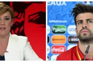 """Cristina Pardo, fan número uno del independentista Piqué: """"Si todos tuviéramos esa actitud, nos iría mucho mejor"""""""