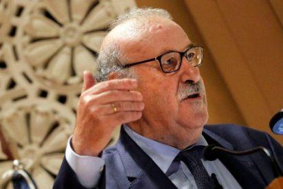 Del Bosque se moja respecto al conflicto catalán