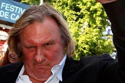 Depardieu amenazó con «arrancarle los ojos» a Weinstein