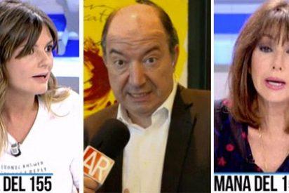 El director de TV3 saca su chulería en T5 contra los que le acusan de estar al servicio del procés