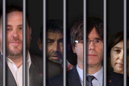 El fiscal se querellará por rebelión contra Puigdemont y Forcadell
