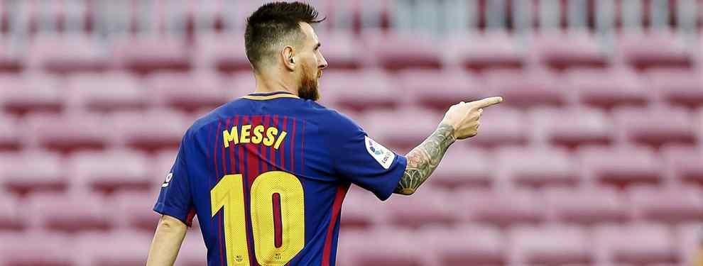 El follón indepentista en Cataluña mete a Messi en un problema muy gordo en el Barça