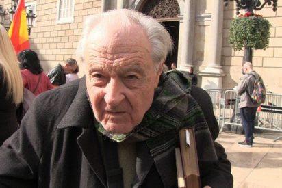 El intelectual catalán de 89 años que sacude la del pulpo a Puigdemont