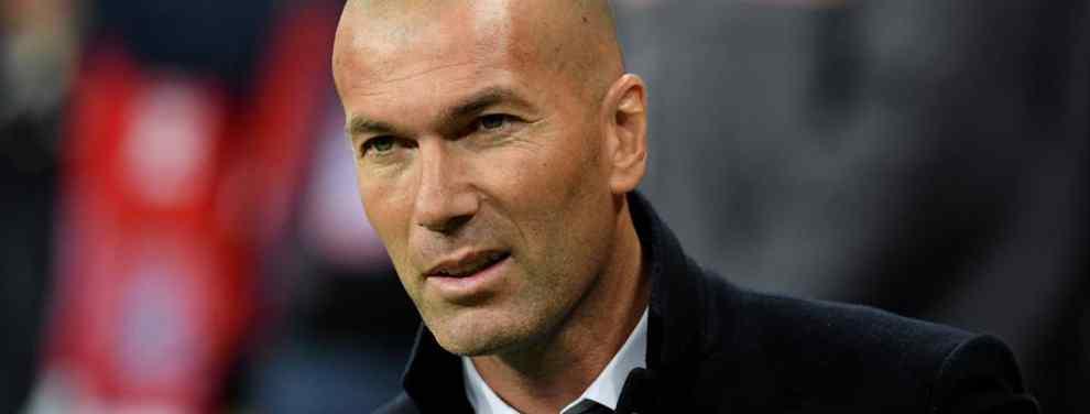 El galáctico que ha fichado Zidane para meter más goles
