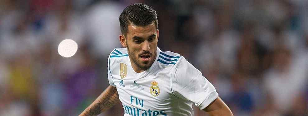 El grande de Europa que viene a llevarse a Dani Ceballos del Real Madrid