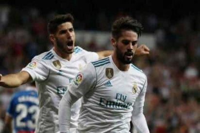 El jugador español en el que se fija Marco Asensio para mejorar (y no es Isco)