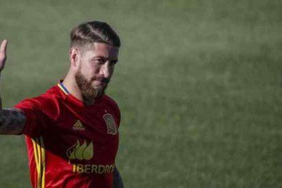 El mensaje de Sergio Ramos a Piqué antes del Real Madrid-Espanyol que revoluciona España