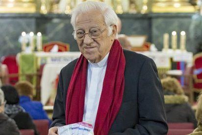 """El padre Ángel pide """"voluntad"""" a los líderes políticos para acabar con el hambre"""