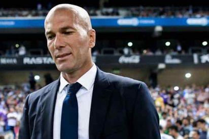 El rebote que se llevó un crack del Real Madrid con Zidane antes del duelo con el Espanyol