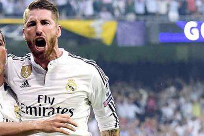 El truco de Sergio Ramos para tener contento a Cristiano Ronaldo en el Real Madrid
