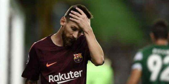 El vestuario del Barça tapa un problema (de los gordos) entre Messi y Valverde