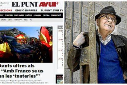 """El Punt Avui clama contra unas elecciones autonómicas """"fraudulentas"""" convocadas por """"los usurpadores"""""""