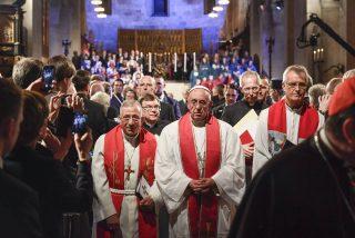 """""""Pedimos perdón por las formas en que los cristianos se han ofendido unos a otros"""""""