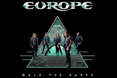 """Walk the earth"" probablemente el mejor disco de la historia de los suecos Europe"