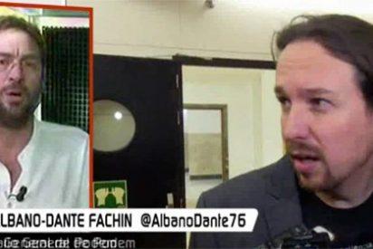 Podemos se desangra por su pata catalana palanganero del golpismo y Fachín desacata el '155' del macho alfa