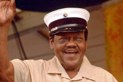 Muere Fats Domino a los 89 años
