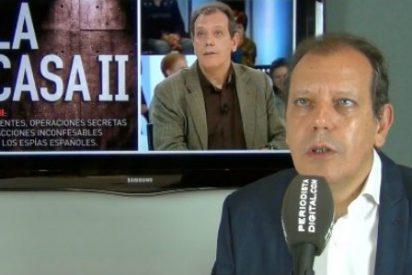 """Fernando Rueda, periodista experto en servicios secretos: """"EL CNI fracasó sin paliativos en Cataluña"""""""
