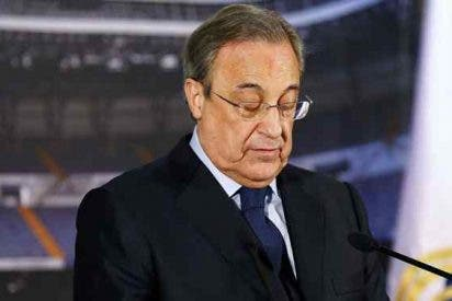 Florentino Pérez frena una fuga sonada en el Real Madrid tirando de talonario