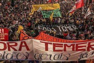 """Los obispos de Brasil denuncian que """"la corrupción amenaza a la democracia"""""""