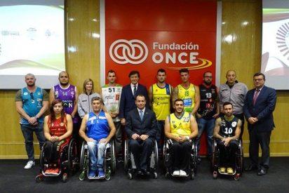 Doce medallistas en Rio 2016 darán brillo a la Liga Nacional de Baloncesto en Silla de Ruedas
