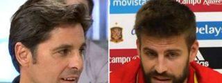 """Fran Rivera hunde en la miseria al """"hipócrita"""" de Piqué: """"Es un cobarde que lleva años haciendo feos a España"""""""