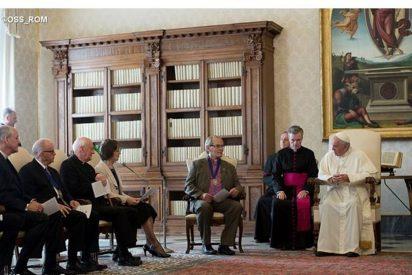"""El Papa anima a católicos y valdenses a """"ser en todas partes ministros de reconciliación"""""""