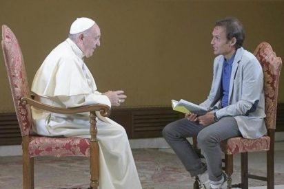"""El Papa critica a """"los cristianos que luchan entre ellos por el poder"""""""