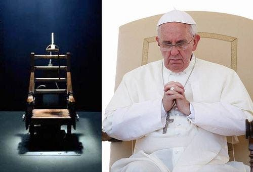 """La """"inadmisible"""" pena de muerte. ¿También la eterna?"""
