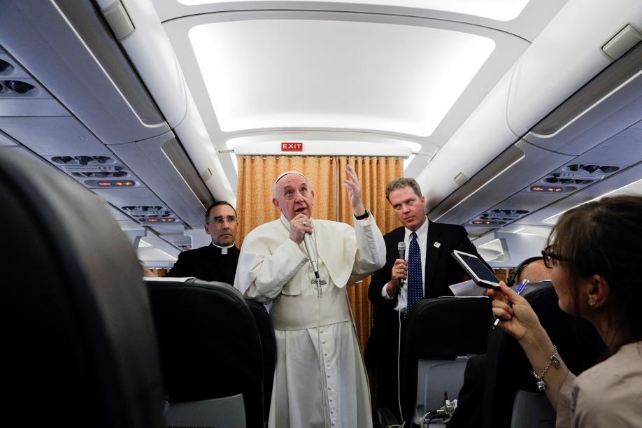 """Francisco: """"Las entrevistas siempre tienen un valor pastoral, es una manera de comunicación de mi ministerio"""""""