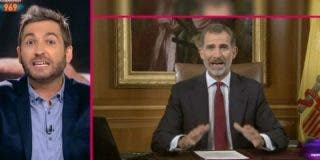 La 'rabia' de Frank Blanco ('Zapeando') contra Felipe VI