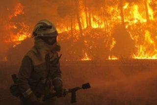 """La Iglesia gallega pide """"mantener la esperanza y el coraje"""" frente a la tragedia de los incendios"""