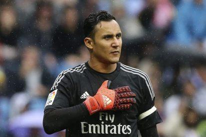 Florentino Pérez activa una negociación bestial para suplir a Keylor Navas en el Real Madrid