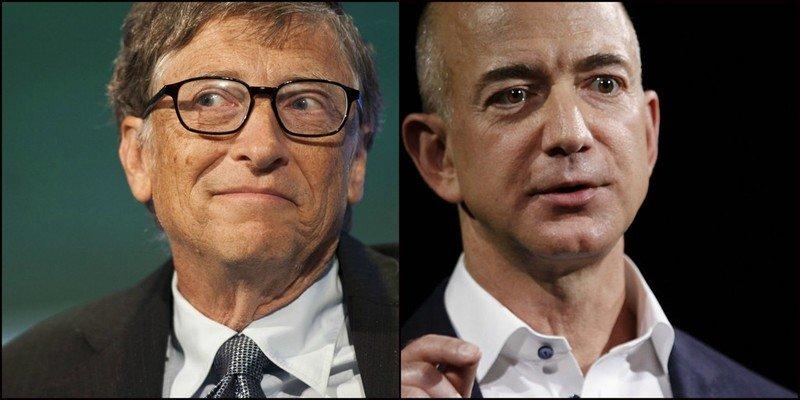 Bezos (Amazon) supera a Gates (Microsoft) como la persona más rica del mundo