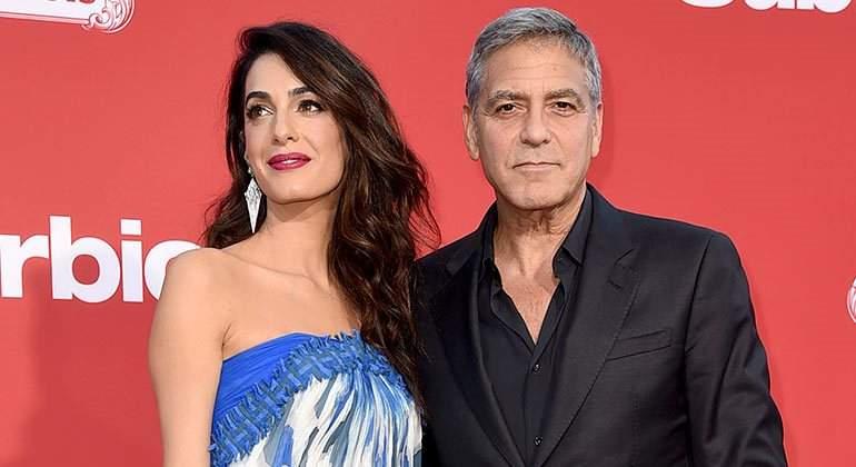 """George Clooney: """"Mi mujer Amal también ha sufrido acoso sexual"""""""