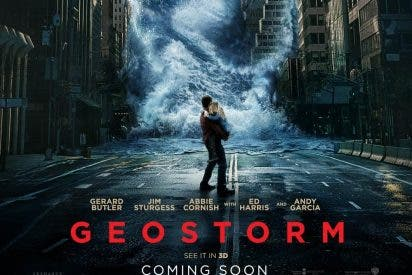 """Geostorm"", caerán chuzos de punta"