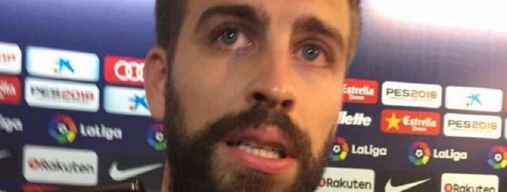 Gerard Piqué estalla: el bombazo agita 'La Roja' (entre lágrimas) tras el Barça-Las Palmas