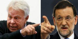 El PSOE desmiente que Felipe González y Rajoy hayan comido juntos a cuenta de Cataluña