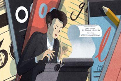 Google recuerda a Clare Hollingworth, la periodista que anunció la Segunda Guerra Mundial