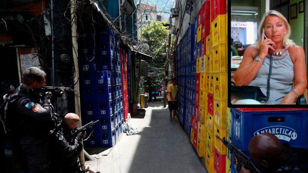 La Policía de Río de Janeiro acaba a tiros con la vida de la española María Esperanza, en una favela