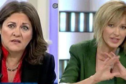 """Susanna Griso se une al despelleje a la exministra Trujillo por intentar boicotear a productos catalanes: """"¡No la respetamos!"""""""