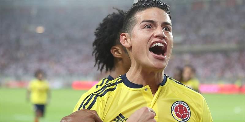 """José Pérkerman: """"El liderazgo de James ha sido clave para la clasificación de Colombia"""""""