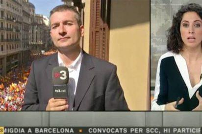 El problema no es que TV3 manipule, el problema es que es una mierda que pagamos todos