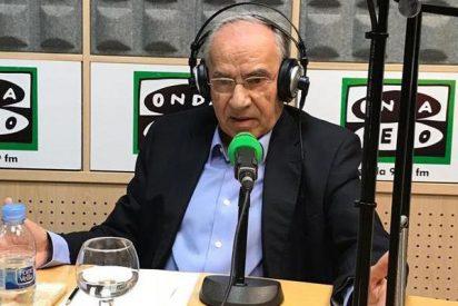 """Alfonso Guerra: """"Cataluña lleva 40 años con los colegios controlados por 'rufianes'"""""""
