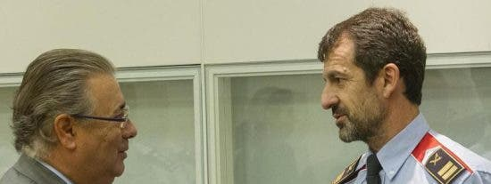 Los Mossos tienen orden de dejar que los exconsejeros destituidos accedan este lunes a sus despachos