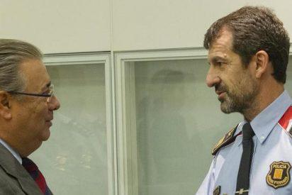 El nuevo jefe de los Mossos retira la escolta a los consejeros cesados