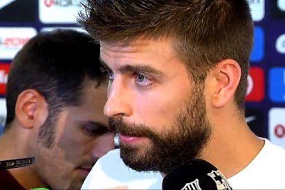 ¡Piqué enloquece en el Barça! Ojo a lo que pasó antes de jugar contra Las Palmas (¡Bestial!)