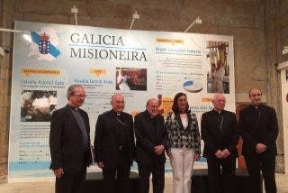 Arranca 'El Domund al descubierto' en el Palacio de Fonseca