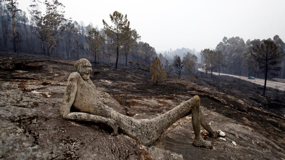 ¿Por qué arde Galicia? Un largo, largo incendio