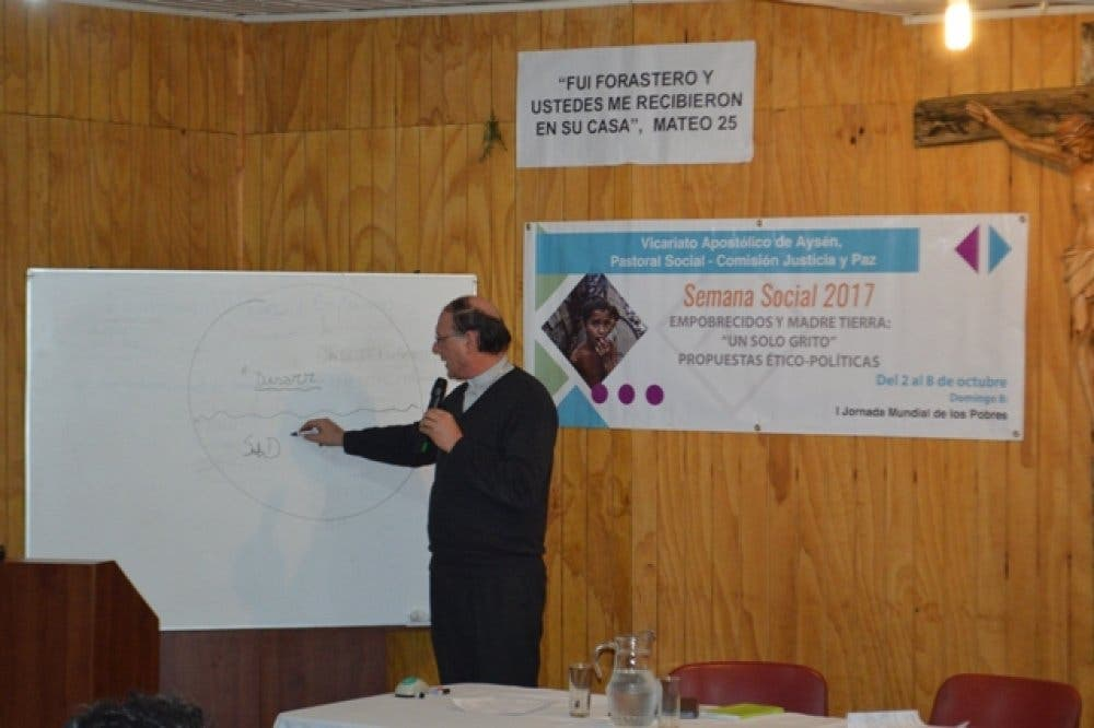La Iglesia de Aysén celebró la Semana Social 2017
