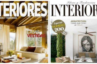 La revista Interiores vuelve a premiar a los mejores del años